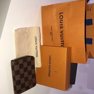 Louis Vuitton Victorine Wallet/ coin purse